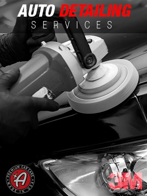 Automotive Detailing Company in colorado using 3M and Adams Polishes